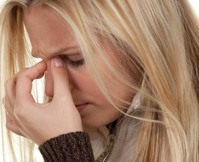 Сухость в носу, что делать когда сохнет нос