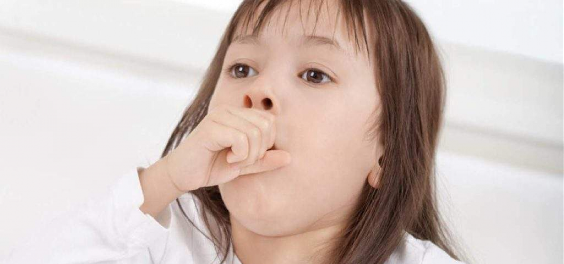 ребенок кхыкает горлом
