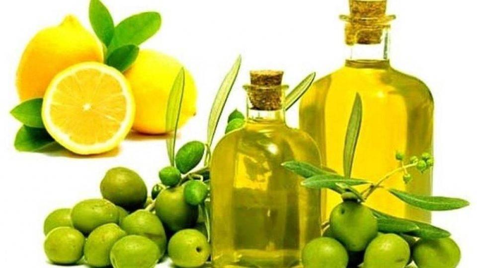тюбаж печени оливковым маслом и лимонным соком