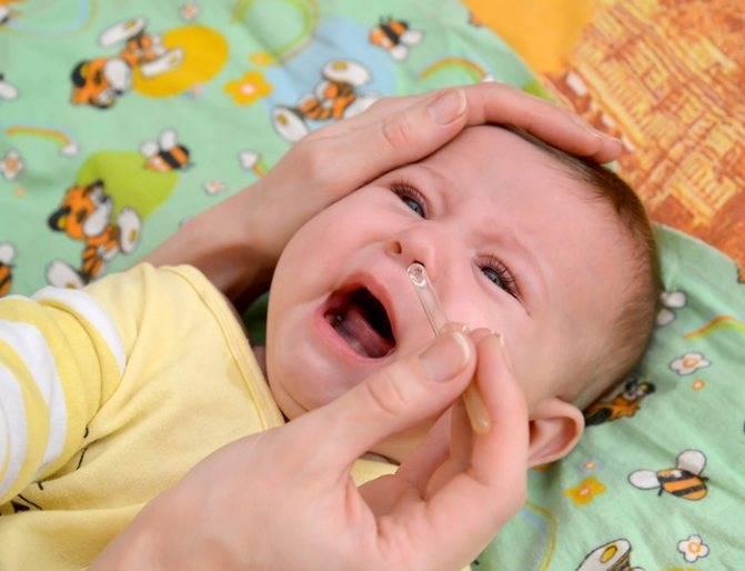 Как лечить кашель и насморк у детей
