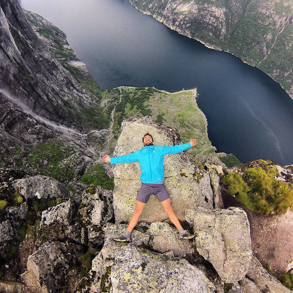 Акрофобия - как перестать бояться высоты?