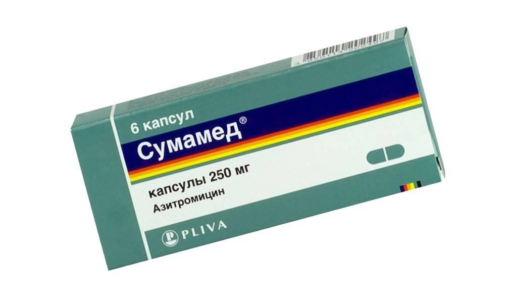 лечение ларингита антибиотиками