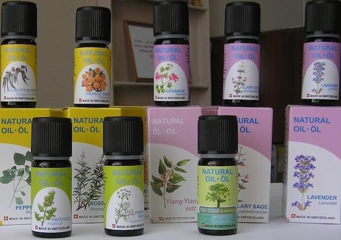 Ароматные сны. эфирные масла для детей.