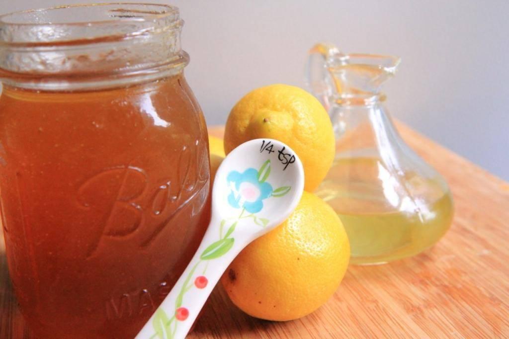 Лимон от кашля (показания и рецепты)