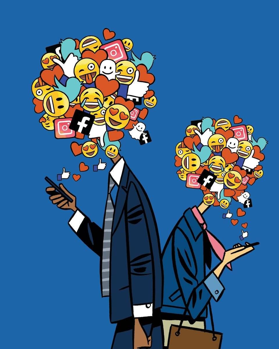 Как соцсети влияют на наше настроение, сон, психическое здоровье и отношения