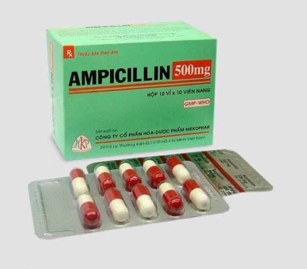 Какой антибиотик пить при мастите