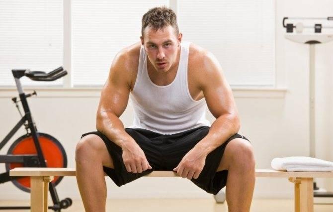 Гепатит и физическая нагрузка