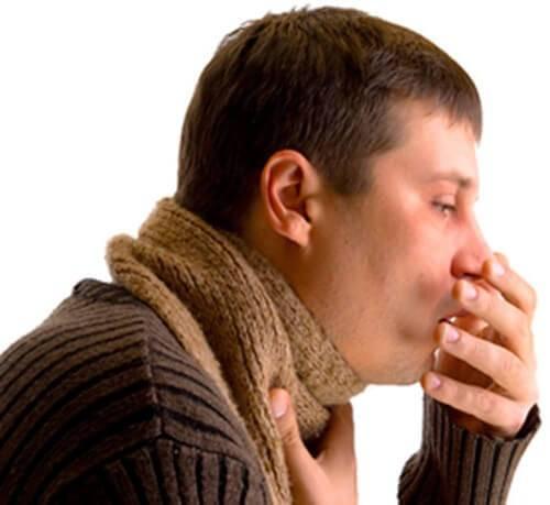 изнуряющий кашель