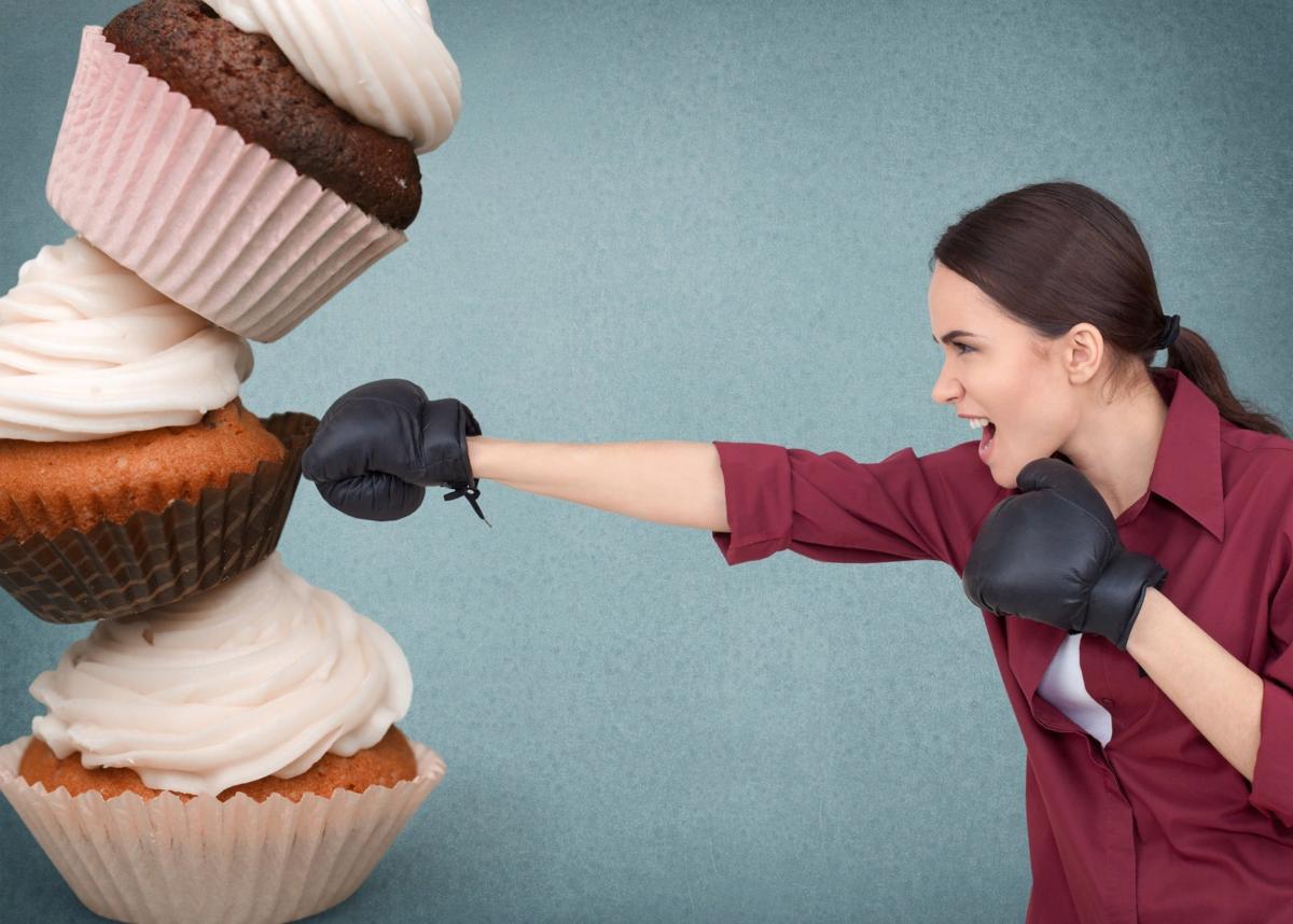 как побороть зависимость от еды