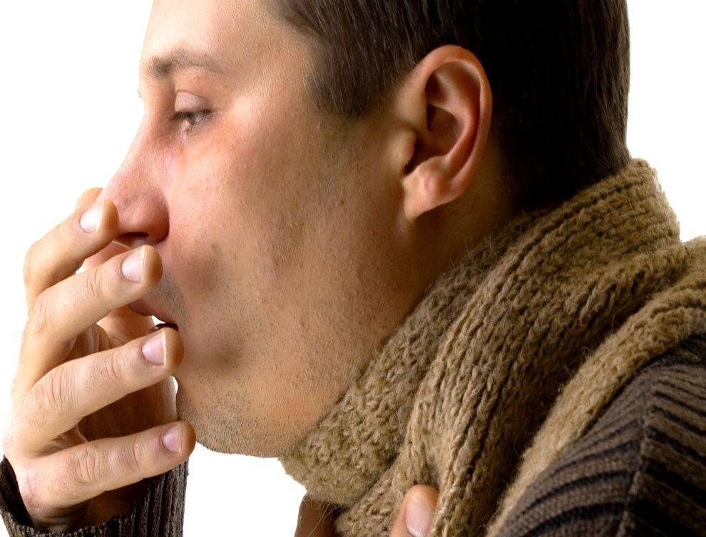 причины постоянного кашля