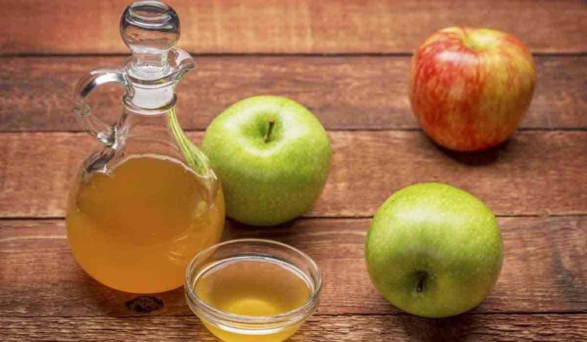 Как полоскать горло яблочным уксусом детям и взрослым (+отзывы)