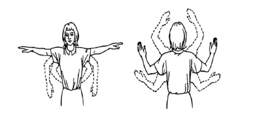 комплекс упражнений после мастэктомии