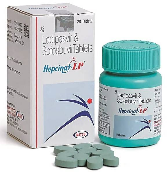 Лекарства от гепатита c: лучшие способы лечения