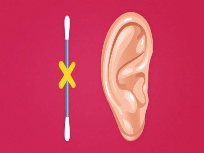Как нельзя чистить уши ребенку
