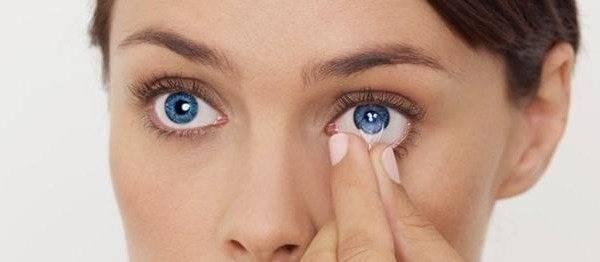 Портят ли линзы зрение, как влияют контактные цветные изделия на здоровье глаз, портится ли от них обзор или нет
