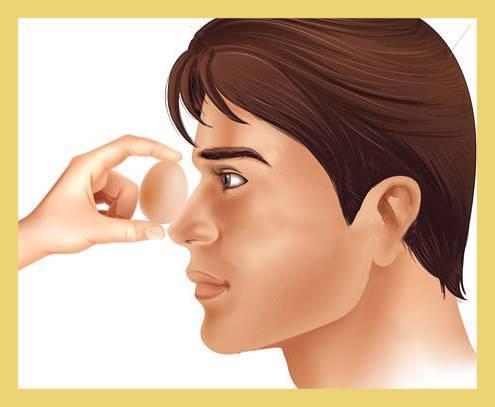 Прогревание носа при насморке солью, яйцом и другими средствами