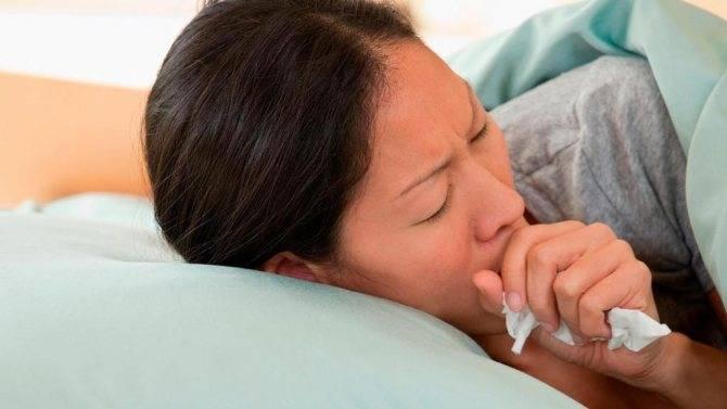 чем лечить остаточный кашель после бронхита