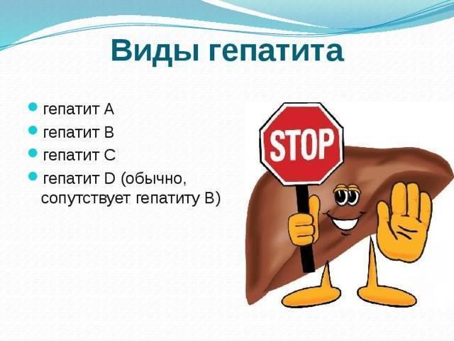 Как передается гепатит a, b, c, d, e, f, и как предупредить болезнь?
