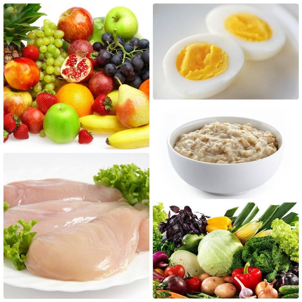 Тонкости диеты при описторхозе: полезные и опасные продукты