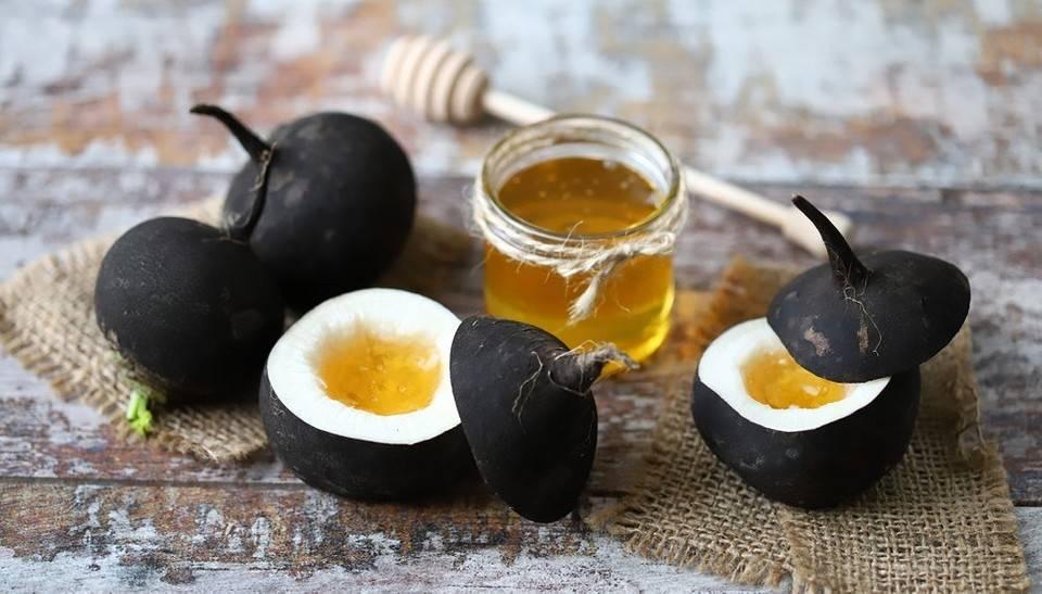 Целебное средство из зеленой редьки и меда от кашля, гриппа и других недугов. как приготовить и принимать?