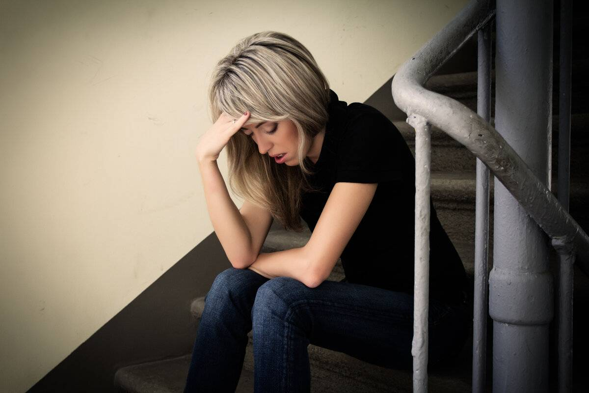 тяжелая депрессия