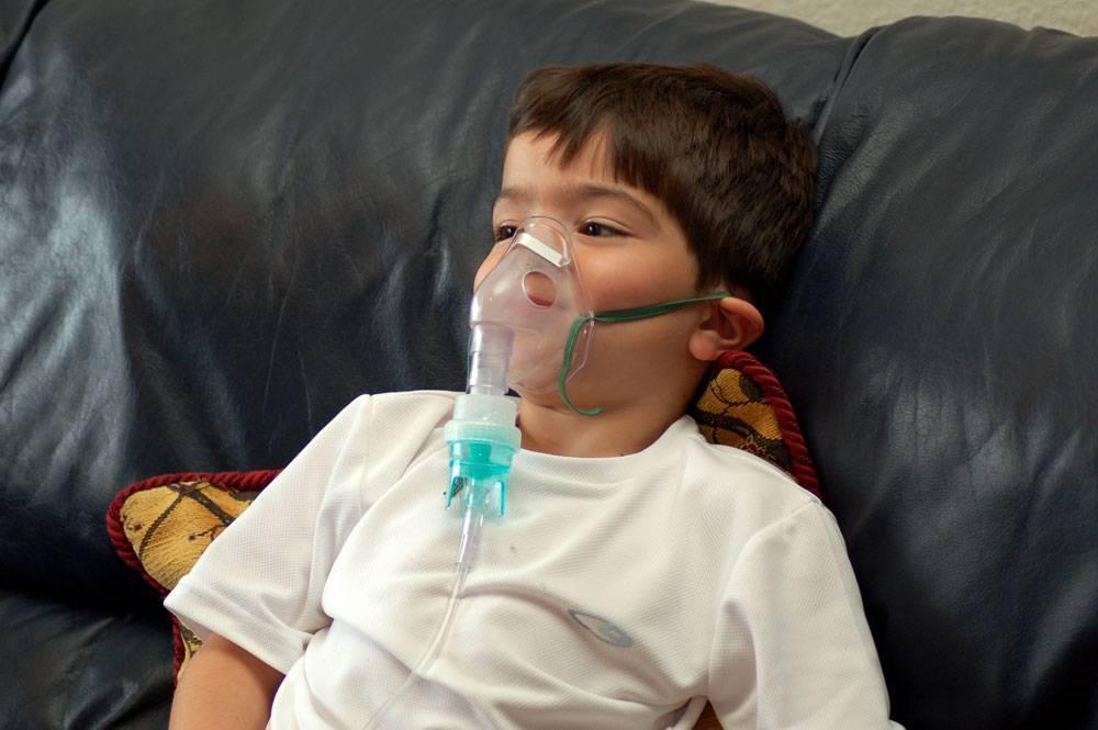 Можно ли лечить красное горло нибулайзером?
