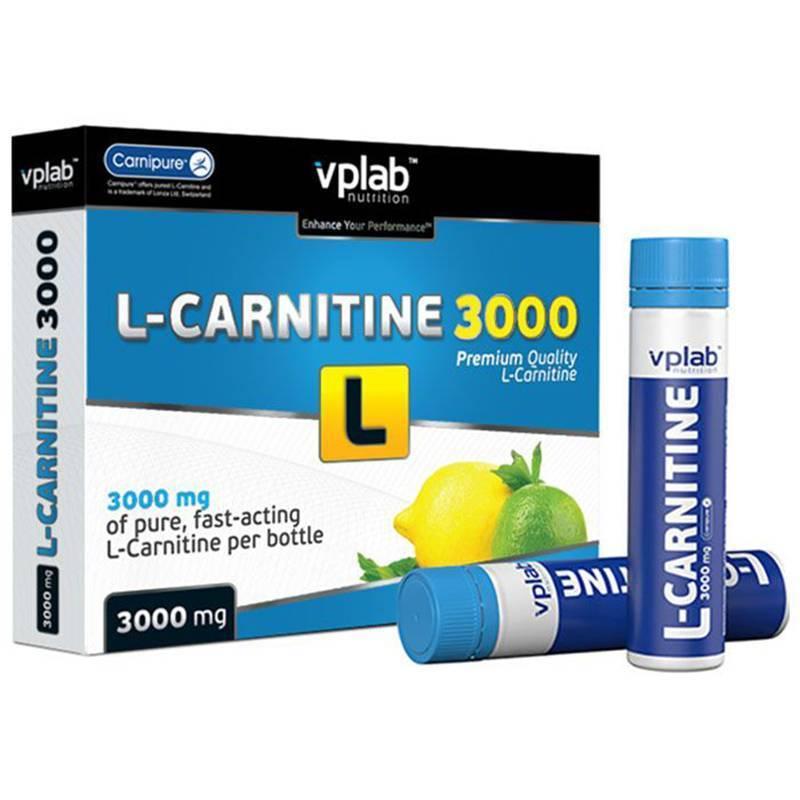 Что такое л-карнитин и как правильно принимать для похудения