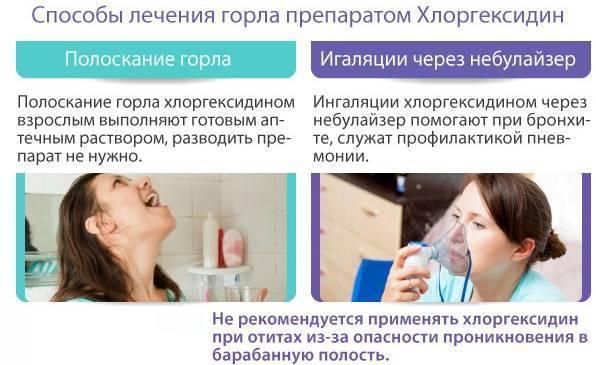 Скорая помощь при боли в горле во время беременности