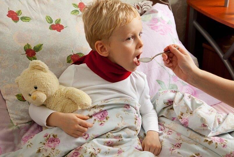 кашель у ребенка 3 года как лечить