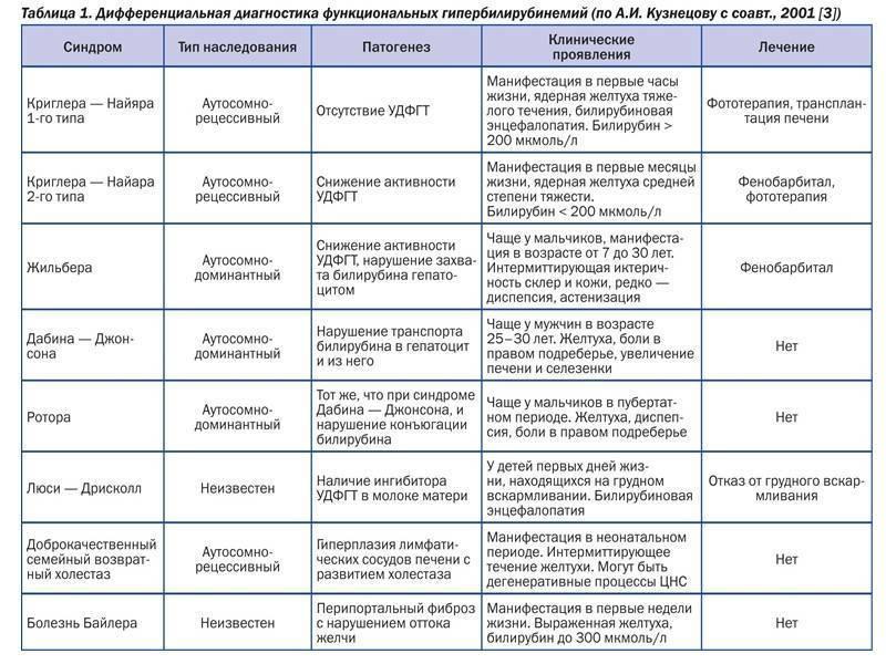 Что такое гипербилирубинемия: симптомы, причины, лечение и виды