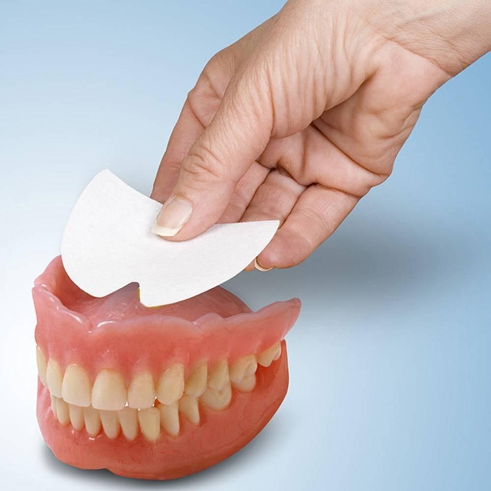 Зубные протезы: изготовление и установка
