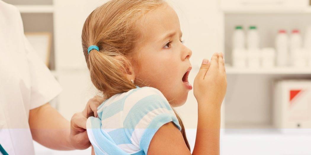 кашель с мокротой у ребенка 1 год