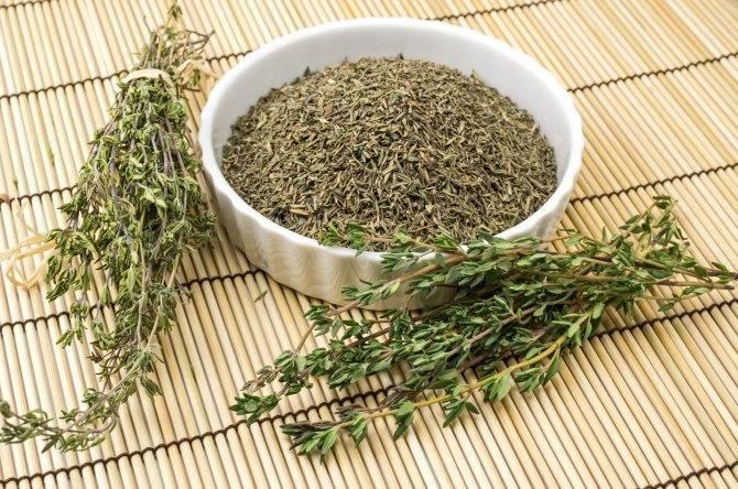 Лекарственные травы от сухого кашля для детей