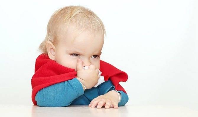 Насморк у ребенка | здоровье ребенка