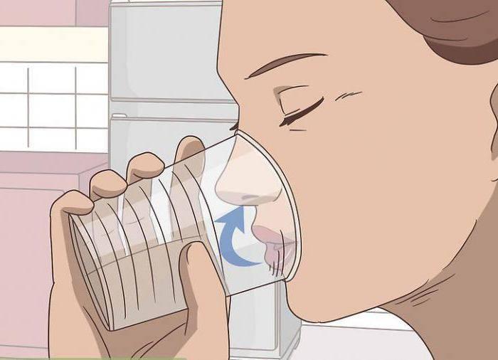 неприятный запах из носоглотки