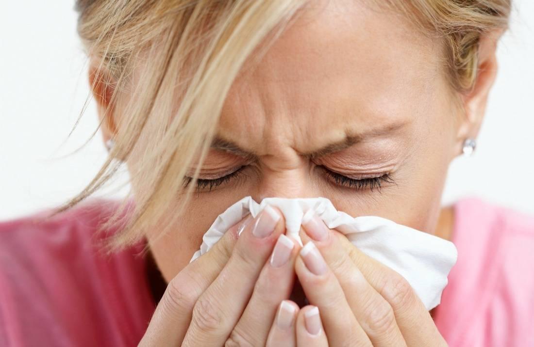 Заложенность носа: лечение народными средствами и традиционными