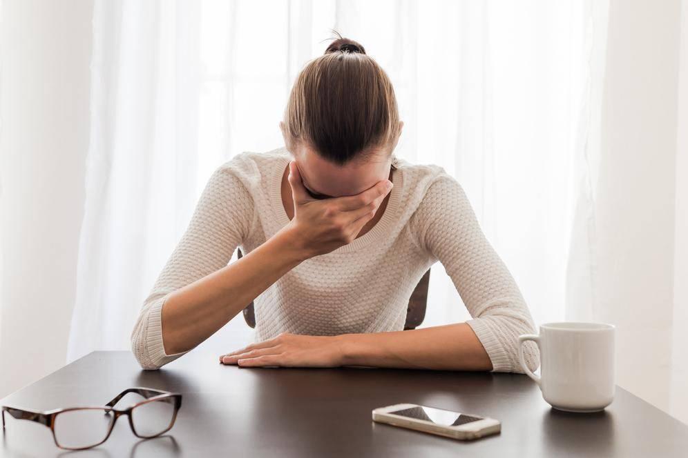 весенняя депрессия у женщин