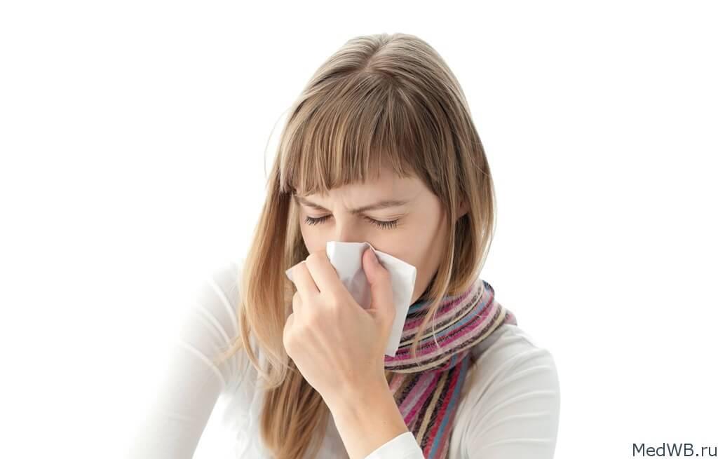 как избавиться от кашля и насморка