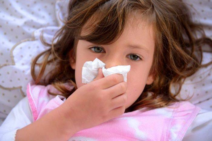 хронический ринит у ребенка лечение