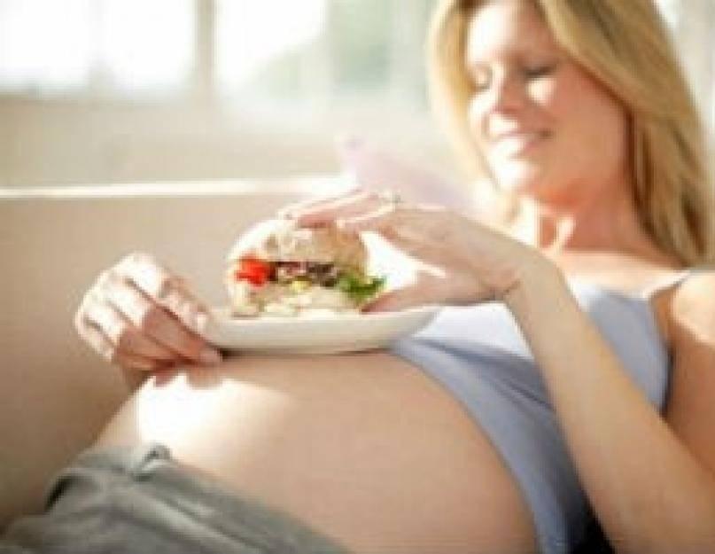 Почему болит печень при беременности