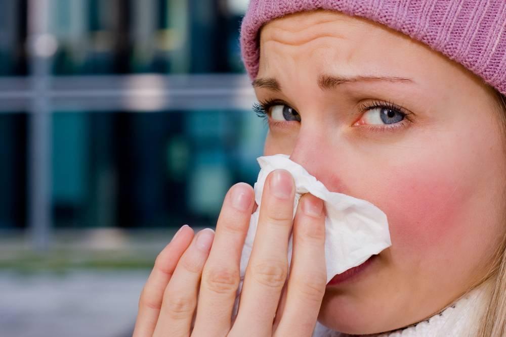 Особенности лечения заложенности носа при аллергии