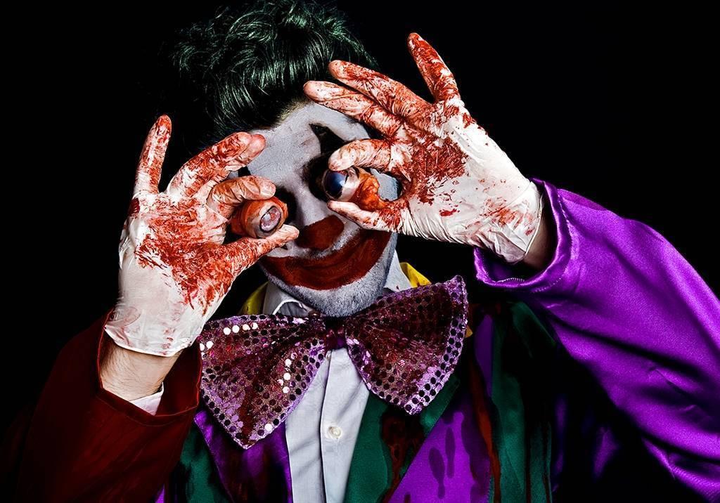 Боязнь клоунов: причины и лечение