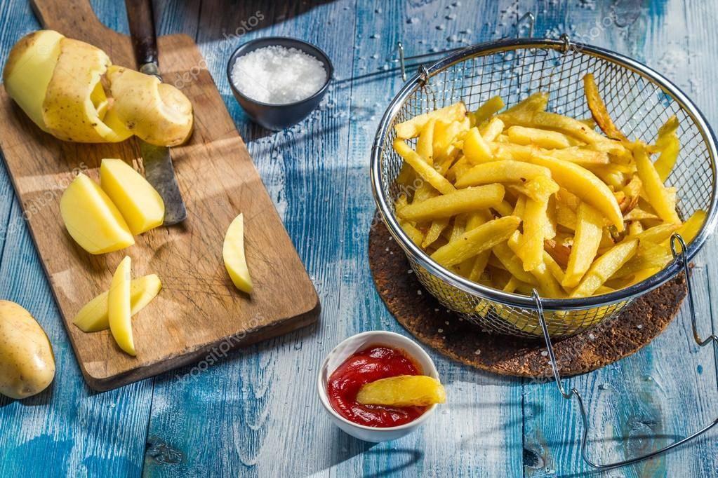 в картофеле есть холестерин