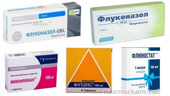 фарингомикоз лечение