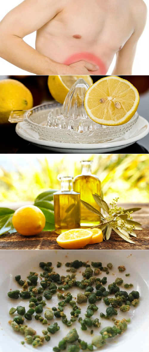 очищение печени маслом и лимонным соком