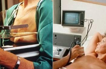 узи груди или маммография