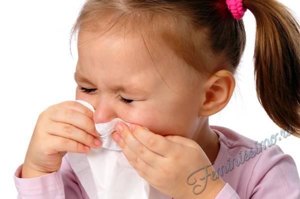 у ребенка хрипит нос но соплей нет