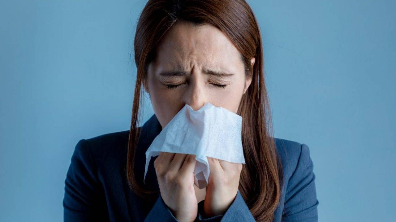 сухой ринит в носу