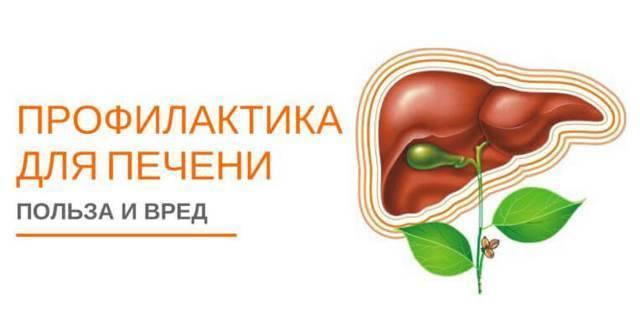 Лечение печени лекарственными препаратами: список лекарств