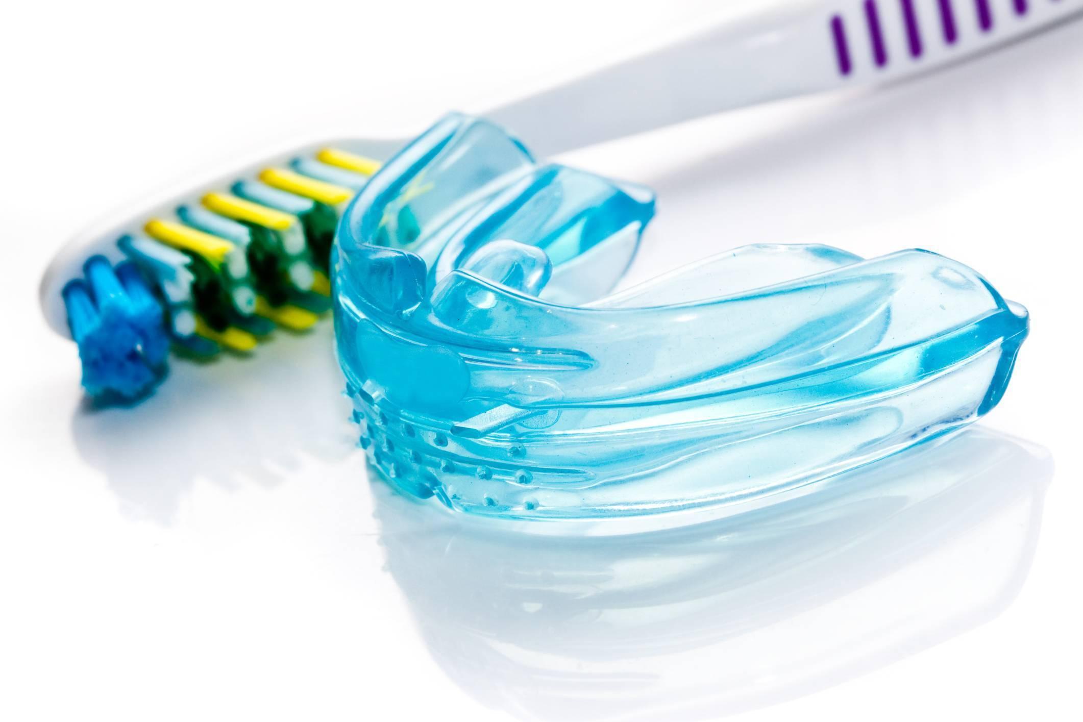 Стоматологическая детская капа